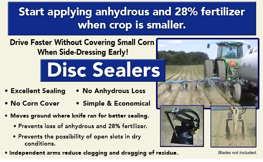 NH3 Disc Sealer