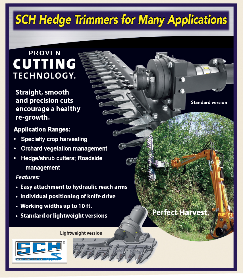 SCH Hedge Trimmer