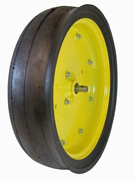 GAUGE WHEEL, 4.5 X 16, JD, ROLL PIN